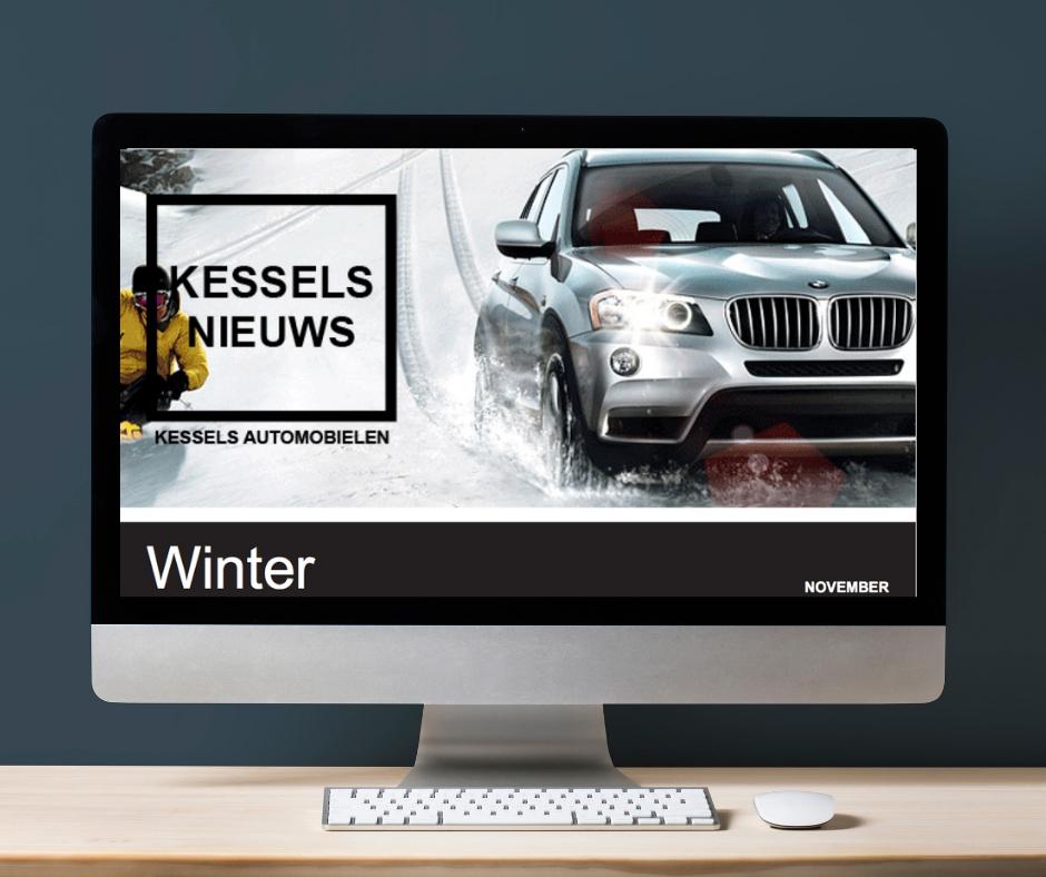 Nieuwsbrief Kessels Automobielen