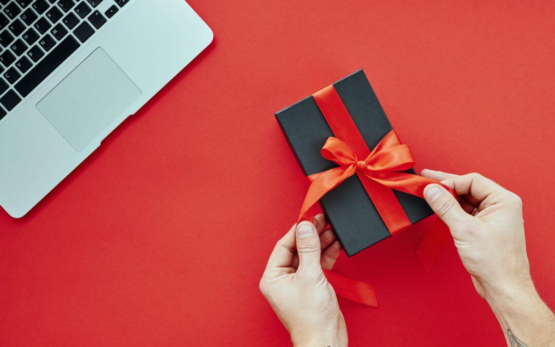 Last-minute shoppen voor kerst doe je online!*