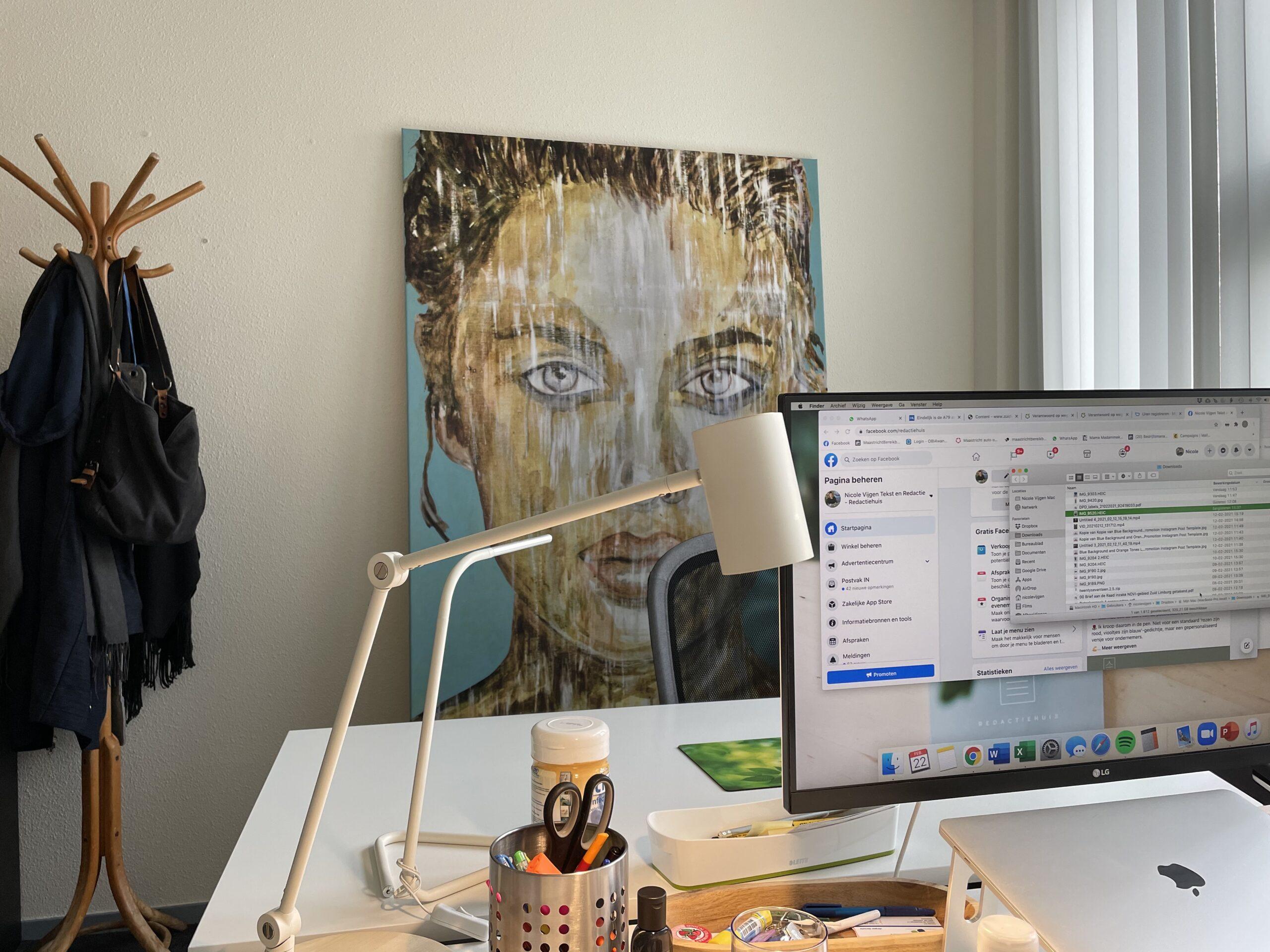 Kunstwerk Margot Oomen