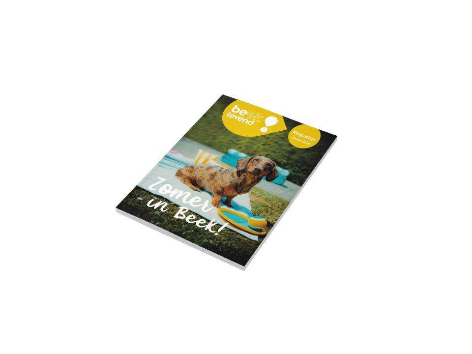 Magazine teksten schrijven Belevend Beek