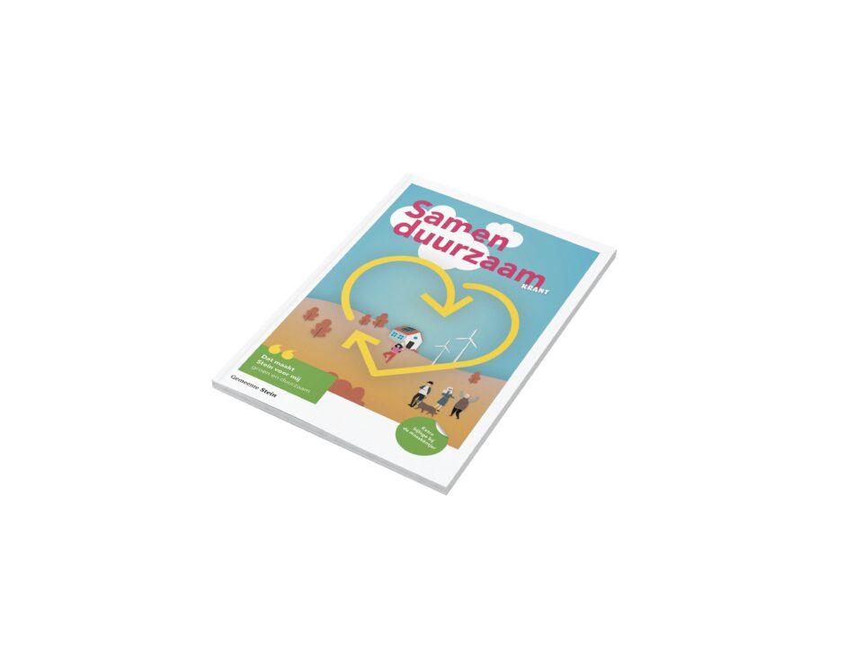 Magazine duurzaamheid teksten schrijven